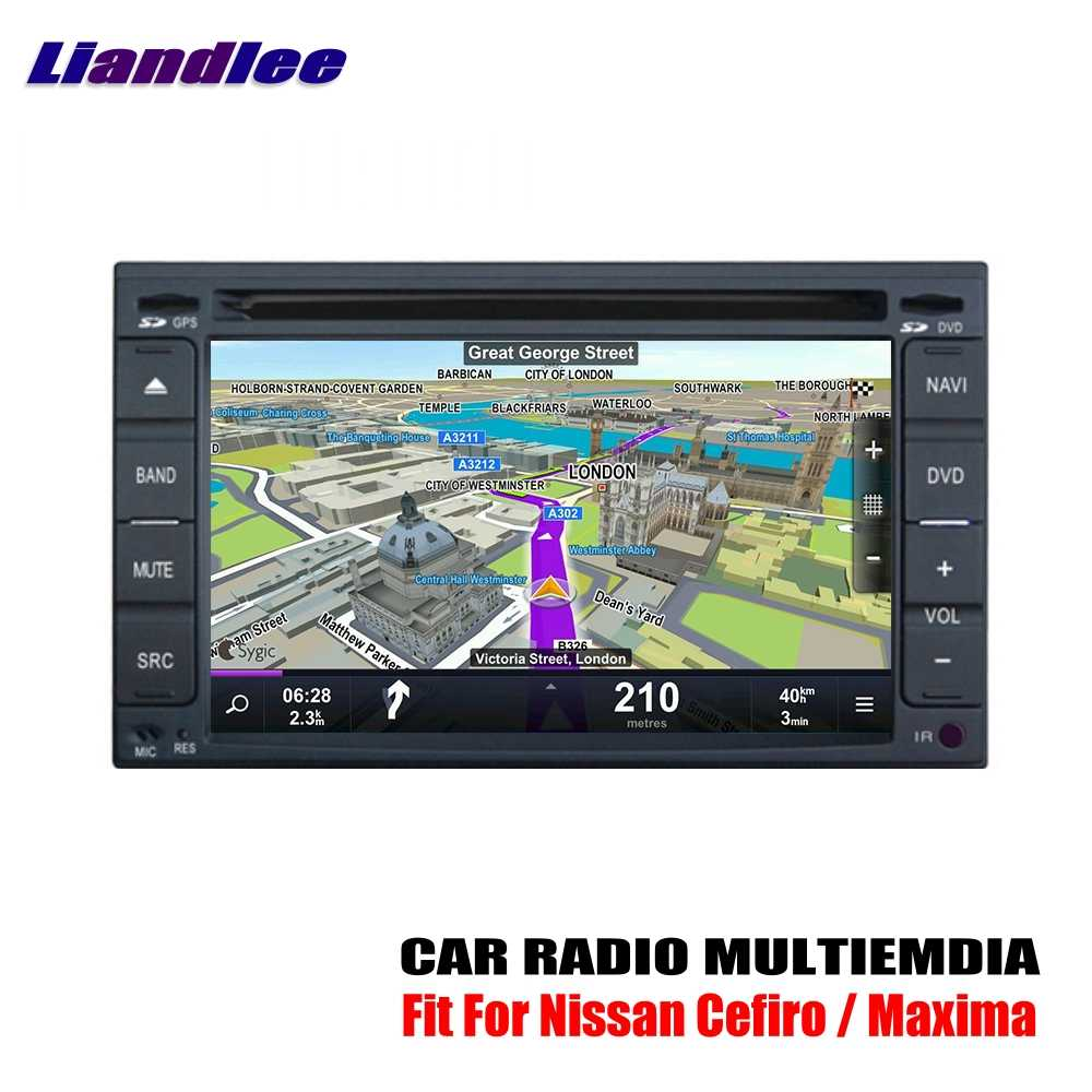 hight resolution of  liandlee for nissan cefiro maxima 1998 2003 android car radio cd dvd player gps