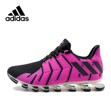Intersport Original New Arrival Authentic Adidas springblade Women's Breathable Running Shoes Sneakers