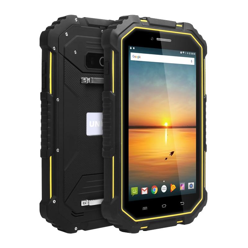 7 pouces tablette 4G/WIFI Android6.0 1280*800 7000mAh 2 GB/16 GB étanche peut appeler NFC extérieur trois-preuve tablette ebook lecteur GPS - 3