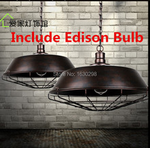 Industrial Decor E27Edison Country