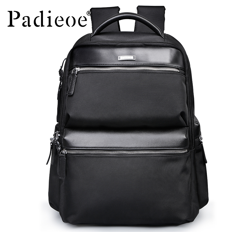 Padieoe Casual Unisex Daypack High Quality Oxford Men's Women's Backpack Fashion Laptop Bag Teenager Student School Rucksack Bag