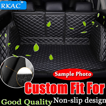 Good quality! Special car trunk mats for BMW X1 E84 2015-2010 waterproof boot carpets cargo liner for BMW X1 2012,Free shipping