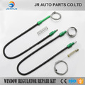 FOR BMW E90 E91 WINDOW REGULATOR REPAIR CABLES 4/5 - DOOR FRONT LEFT or RIGHT 2005-2015