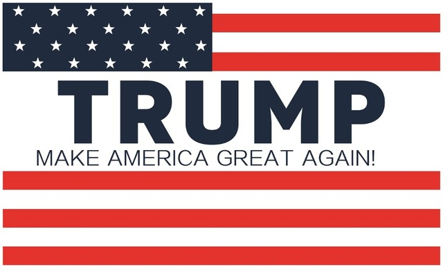 donald trump make american great again flag 150x90cm flags and