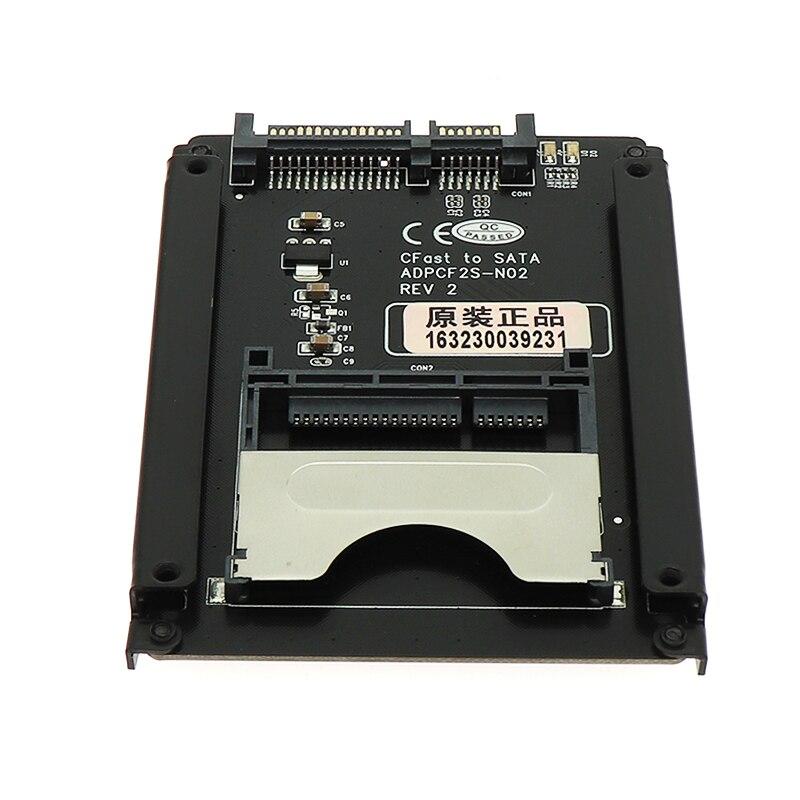 CFast карта для 22pin карта адаптера SATA, любая карта памяти CFast приемлема для адаптера CFast для SATA
