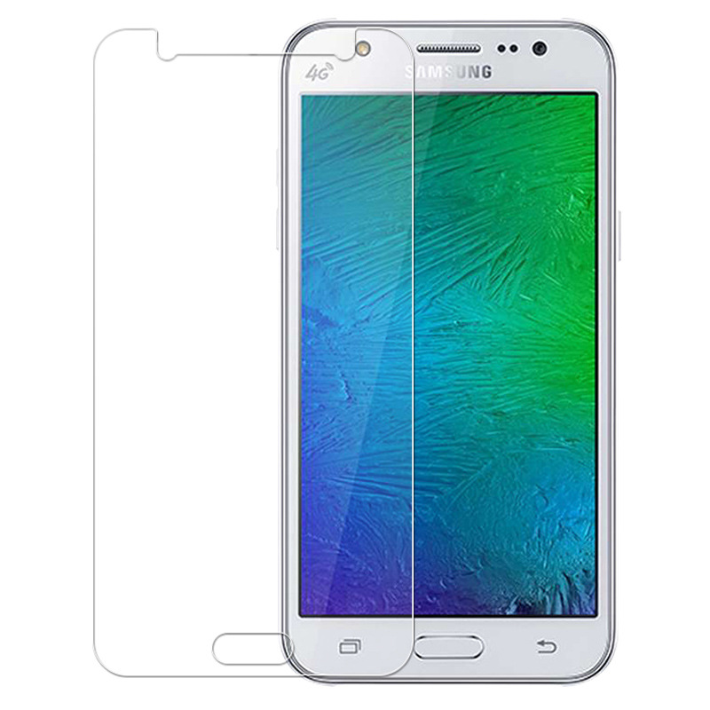 New Tempered Glass Screen Protector 2 5D 9h Safety Protective Film on For Samsung Galaxy J5