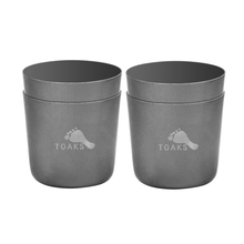 Thousand Oaks home outdoor tea cup pure titanium liquor tasting wine glasses with small portable