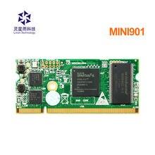 Linsn – carte de réception mini901 linsn, compatible avec le module d'écran led polychrome linsn rv801 rv901