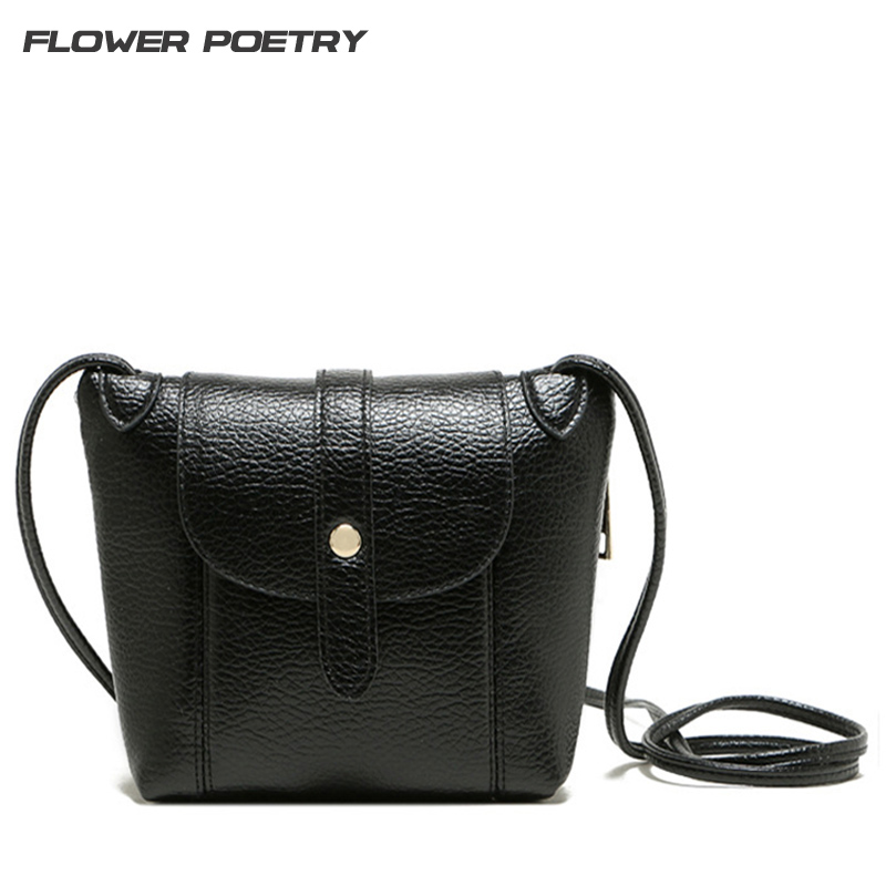 2016 Women Leather Handbags Famous Brand Women Small Messenger Bag Female Crossbody Shoulder Bag Clutch Purse Bag Bolsa Feminina fashion brand pu leather messenger bag famous brand women shoulder bag envelope women clutch bag small crossbody bag