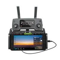 PGYTECH для DJI Mavic mini Air 2 Pro Zoom Air Spark пульт дистанционного управления 7-10 Pad держатель для мобильного телефона плоский кронштейн для планшета 2