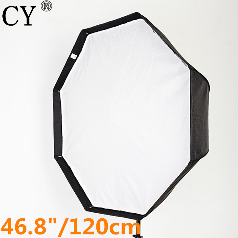 Photo Studio 120cm Octagon Umbrella Softbox Diffuser Reflector for Speedlite Flash Photography Accessories Soft Box Light Box