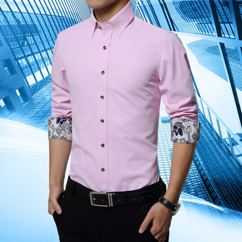 Popular Nice Button Shirts Men-Buy Cheap Nice Button Shirts Men ...