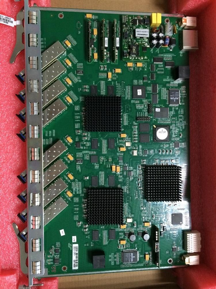 GC8B GPON board for Fiberhome AN5516-01 OLT 8 ports with 8 SFP GPON-OLT-Class C+