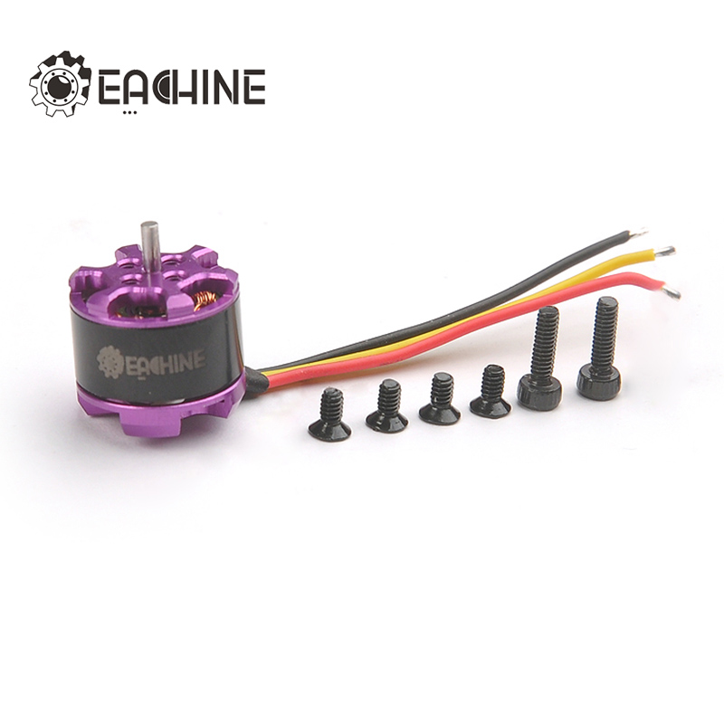 New Arrival Eachine Lizard95 FPV Racer Spare Part 1104 6000KV 1-3S Brushless Motor For RC Multicopter Rotor Parts high quality realacc orange85 fpv racer spare part 3s 11 1v 450mah lipo battery for rc model