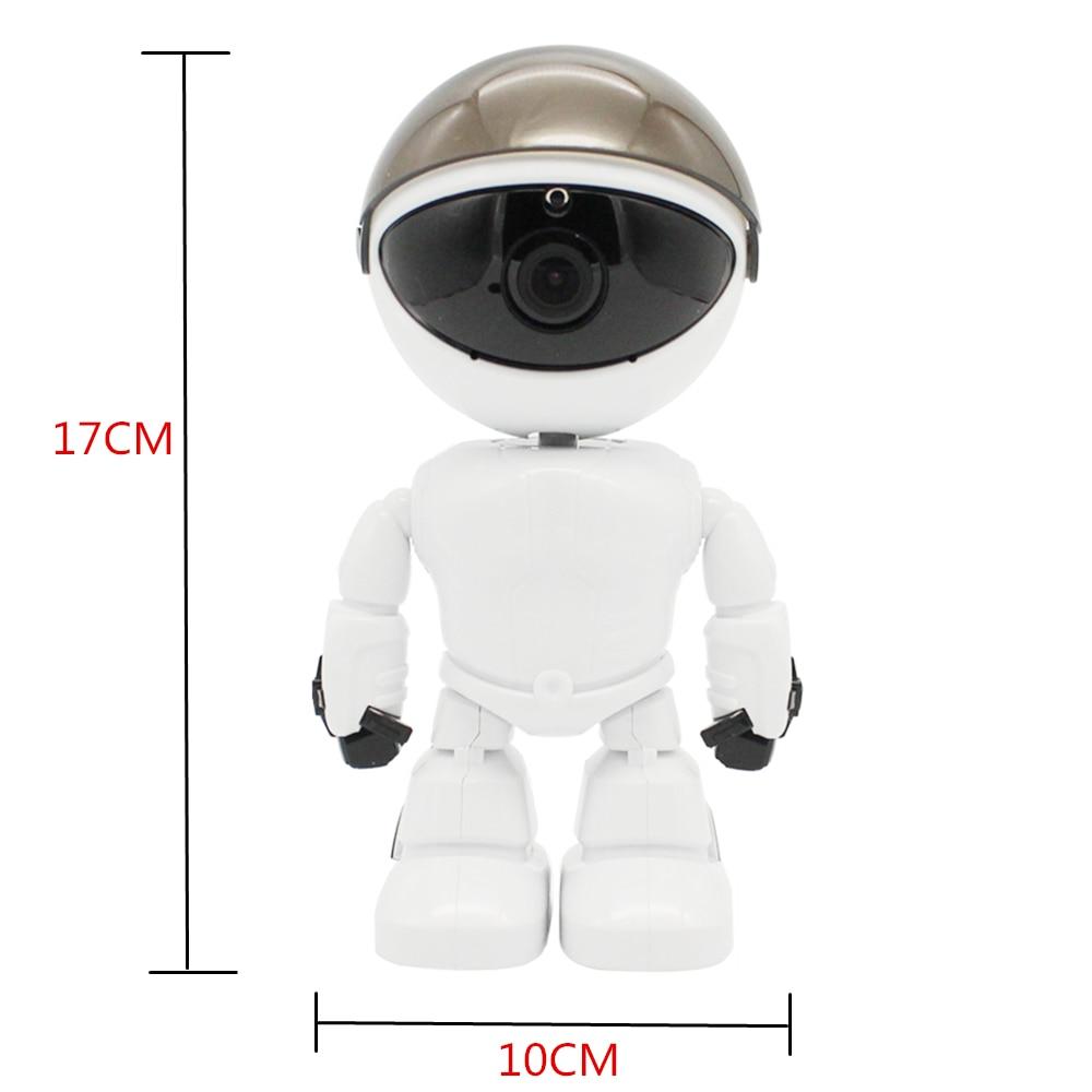 Robot WIFI Wireless IP Camera 19