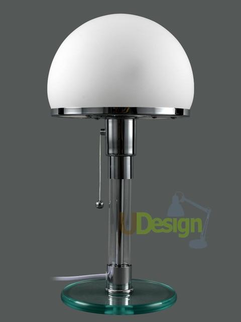 wagenfeld lampe great bauhaus wilhelm wagenfeld bauhaus leuchte mit glasfu wg with wagenfeld. Black Bedroom Furniture Sets. Home Design Ideas
