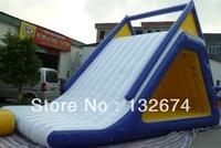 Inflatable Water Recreation Equipment Inflatable Water Slides Golden Triangle Slides Stimulate Rafting Water Sports Leisure