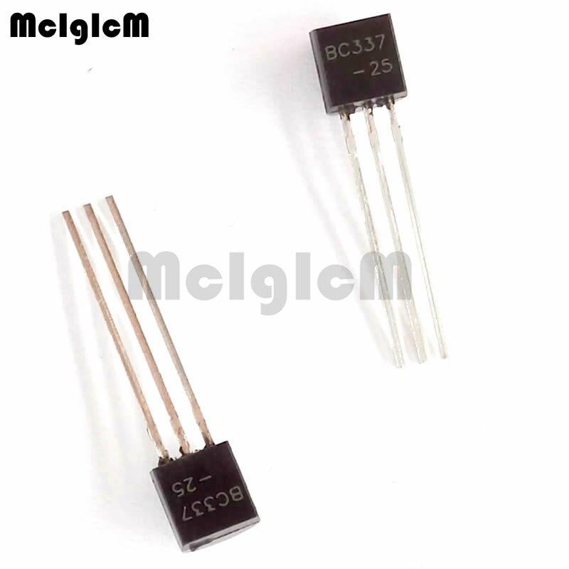 30PCS BC327 BC327-25 Transistor PNP 45 V 0.5 A nouveau