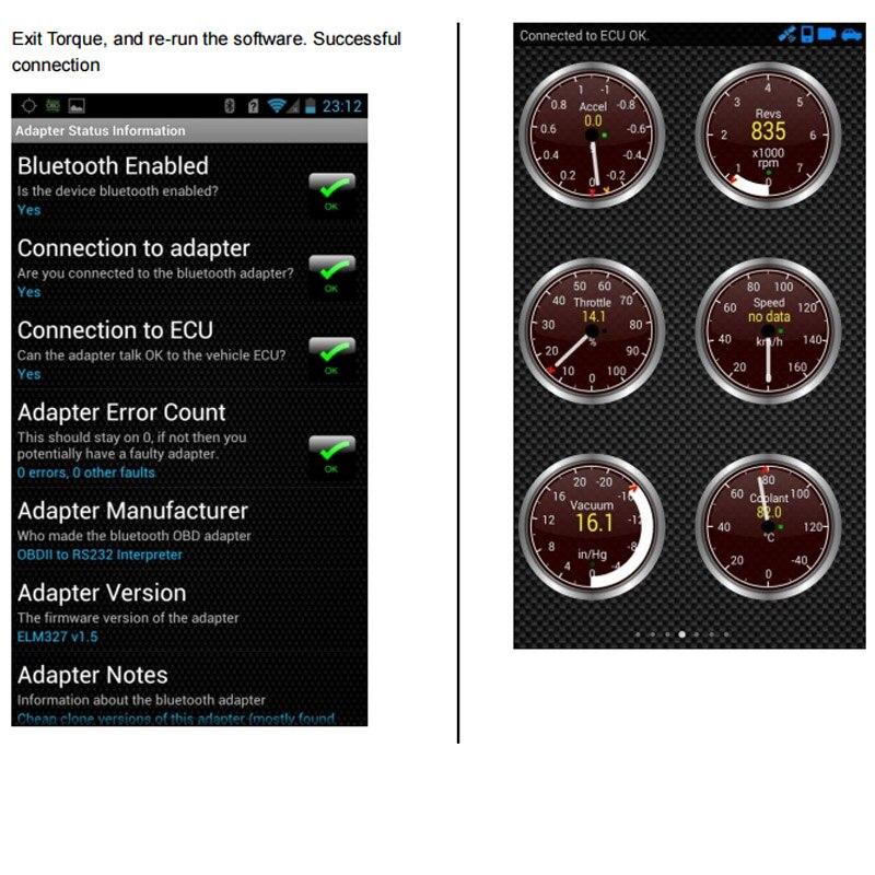 Elm327 V1.5 Bluetooth OBD2 Scanner Diagnostic Car Elm327 1.5 OBD 2 Elm 327 Car Diagnostic Tool ODB2 Auto Scan Adapter