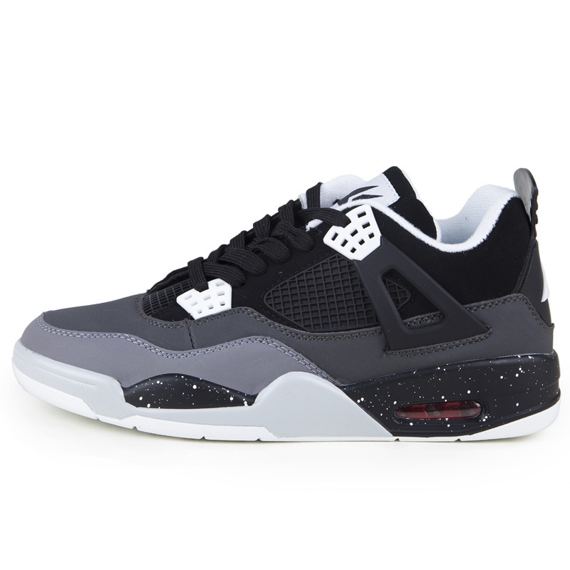 Max Sosa Basketball Shoes Men Air Cushion Shock Sports Basketbal Shoes Tenis Basquete Masculino Basketball Shoes 4s For Boys