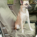 Impermeable Perro Del Frente Del Coche Cubierta de Asiento Individual Alfombra Cojín para Mascotas Perros de Conducción de Coches Auto de Viaje