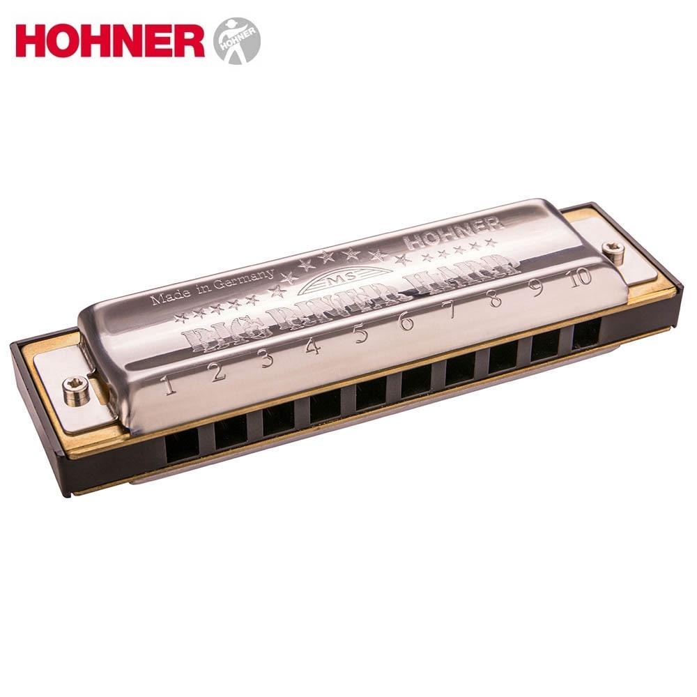 Hohner Big River Diatonic 10 Holes Harmonica Mouth Organ Instrumentos Diatonic Blues harp Key Of C ABS Comb Musical Instruments hohner blues band c major m55901x