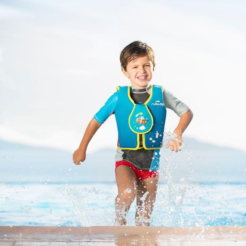 Swimming Vest For Children Comfortable In Water Buoyancy Swim Enlighten Kids Life Jacket Foam