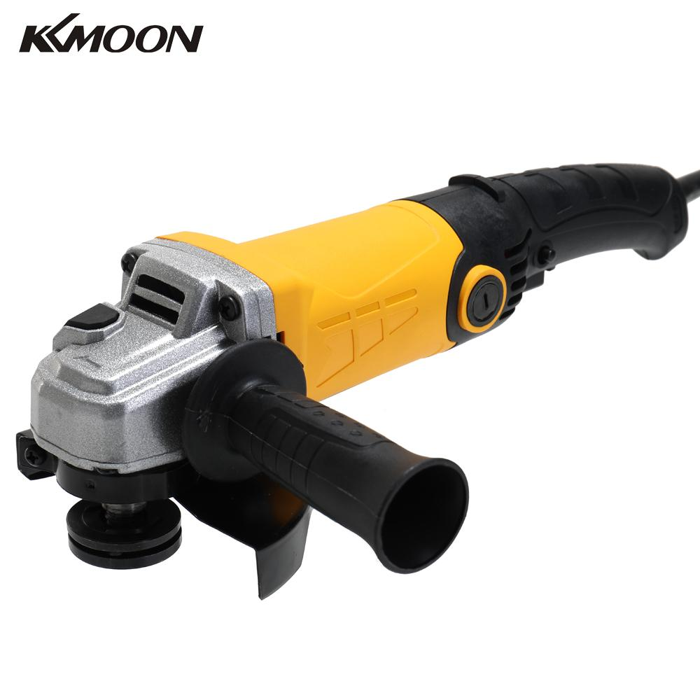 Portable 220V 800W 50HZ Electric Angle Grinder Household Polishing Machine Multifunctional Grinding and Cutting Machines