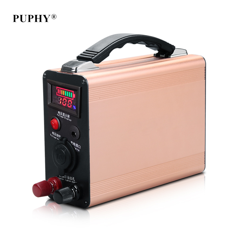 Haute performance 12 V 90000 MAH 90AH li-ion rechargeable Batteries pour moteur/voiture démarrage d'urgence source D'alimentation