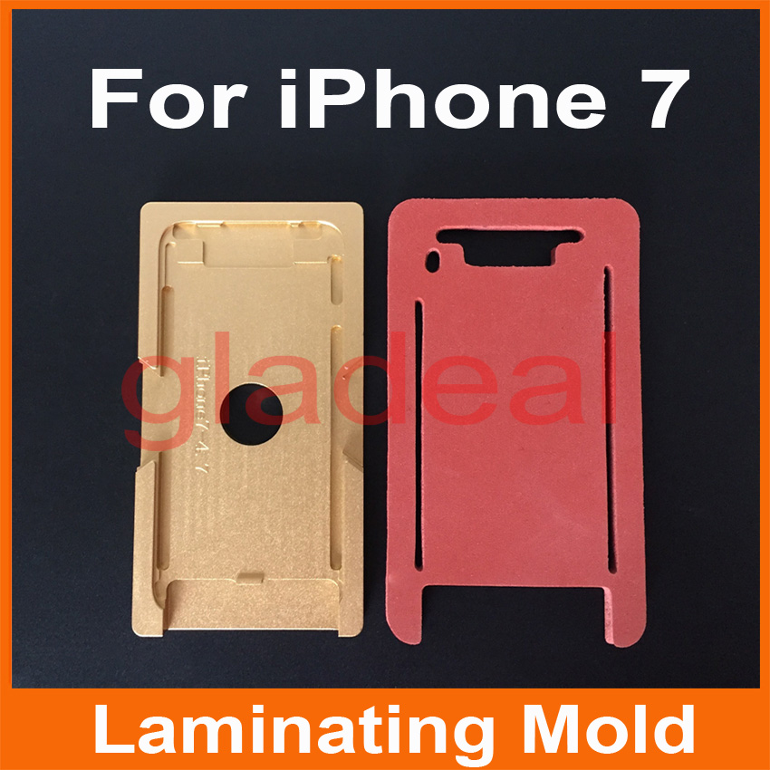 цена на Mould Glass Frame Mold for iPhone 7 LCD Touch Screen Separator OCA Laminating Display Repair Refubish Machine Tool