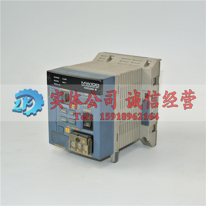 MW100-E-1W Used Good In Conditon With Free DHL / EMS  aj65sbtb1 32t used good in conditon with free dhl