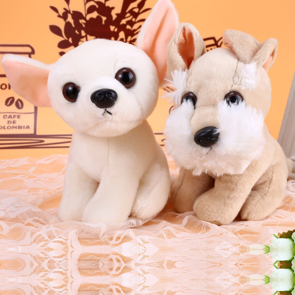 Cute animals for sale - 18cm 7in Cute Dog Bell Husky Doll Plush Toy Doll Stuffed Animals Baby Toy For Children
