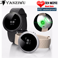 YANZIWU Bluetooth Smartband X9 Mini Smart Band Wrist Bracelet Watch Heart Rate Monitor Swiming IP67 Waterproof for IOS Android