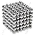New Style 216 x 5mm Magic Magnet Magnetic DIY Balls Sphere Neodymium Cube Puzzle