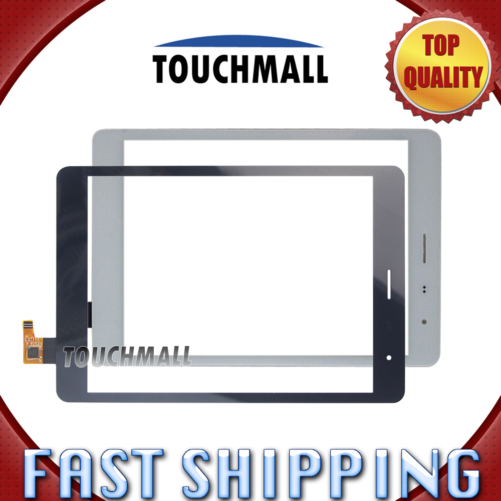 078002 - 01A - V2 New Touch Screen Digitizer Glass Sensor Replacement 7.85-inch Black or White For Tablet PC Free Shipping