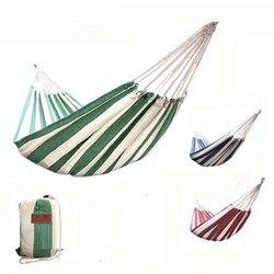 T Plain Farbe Leinwand Hängematte Camping Kinder Möbel Im Freien Hängen Schaukel Stuhl Hamock Nordic Schaukel Erwachsene Hängen Stuhl