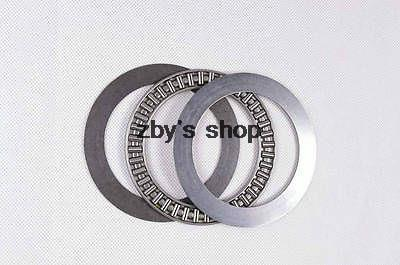 1pcs 110 x 145x4mm AXK110145 Thrust Needle Roller Bearing With Two Washers Each axk100135 2as thrust needle roller bearing with two as100135 washers 100 135 6mm 1 pcs axk1120 889120 ntb100135 bearings