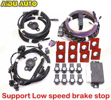 USE FOR VW Golf 7.5 MK7.5 Front and Rear 8K OPS Parking Pilot LHD UPGRADE KIT 5QA 919 294
