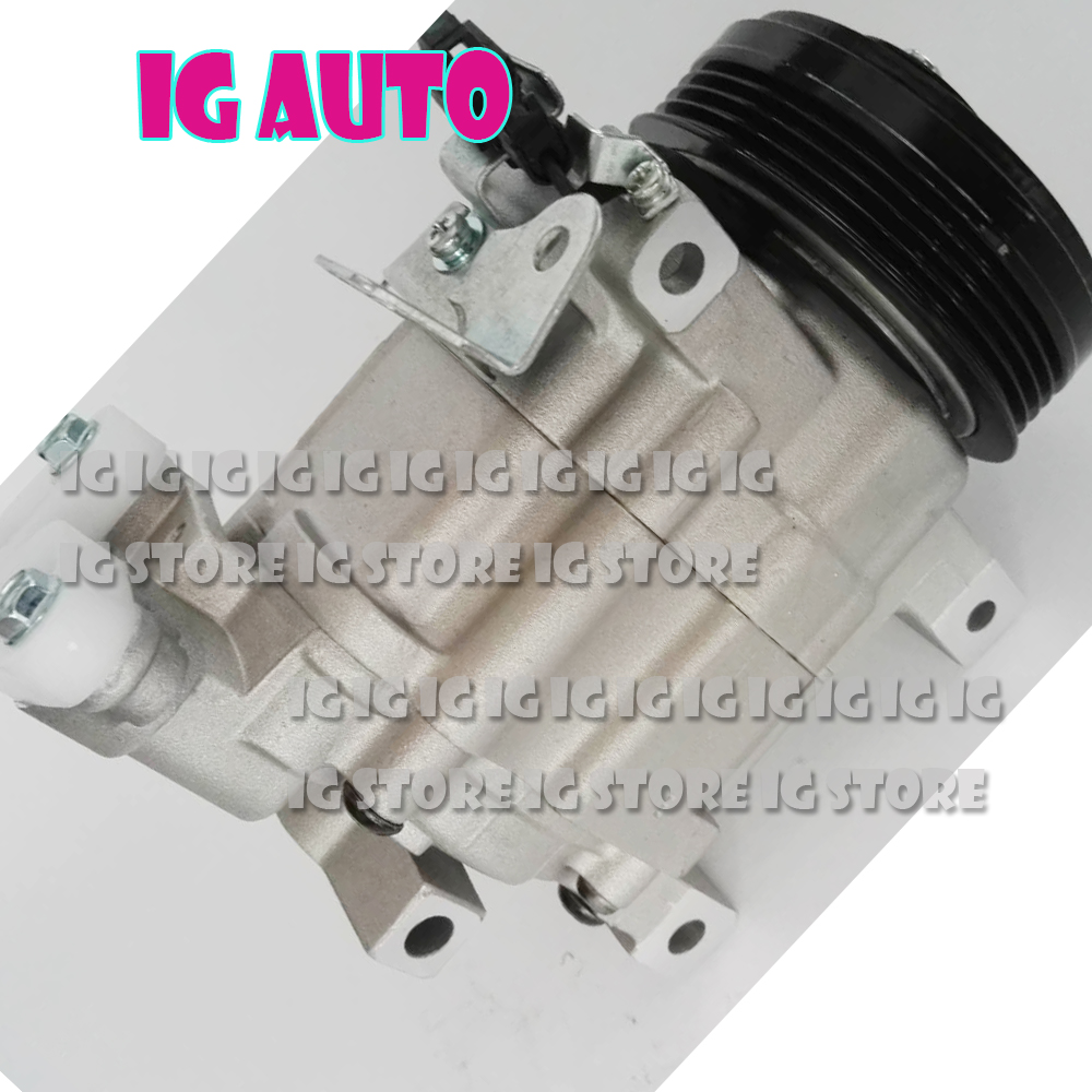 Auto A C AC Compressor For Subaru Forster 2 0 2 5 73111 FG000 73111FG000 12V 4PK 110MM For Subaru Air Conditioner Compressor in Air conditioning Installation from Automobiles Motorcycles