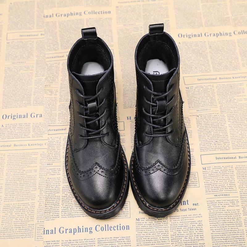 Mujeres Tacones Vintage B Nuevo Cómoda Botas Plana Damas Zapatos De Otoño Bota Lluvia A Mujer Las Type 2018 Crocs Tobillo Pu atado on Sólido Slip type d4qHwtqY