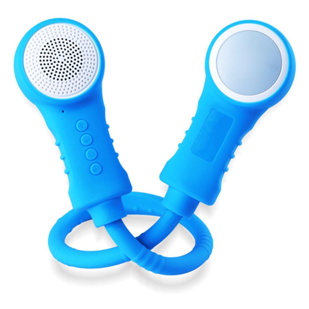 Bluetooth Speaker Necklace Hug Fashion Available Muti Function Portable HUG Hand Held Emergency