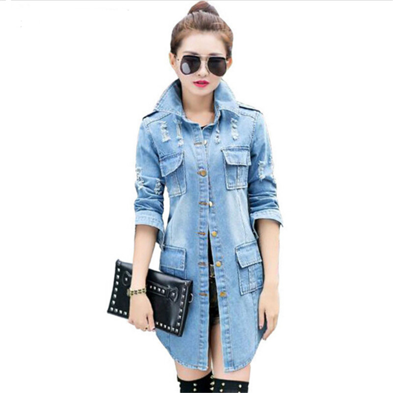 Online Get Cheap Plus Size Women Jean Jacket -Aliexpress.com ...