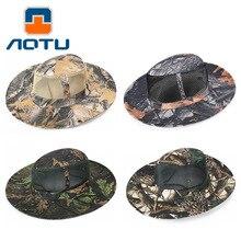 NEW 2019 Outdoor Alpine cap camouflage printed caps jungle Sunshade fishing maple leaf net  Maple wild hat