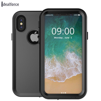 High Quality For X Dustproof Waterproof Cases Bag Shell Outdoor Phone Case Full Body Cover IP68