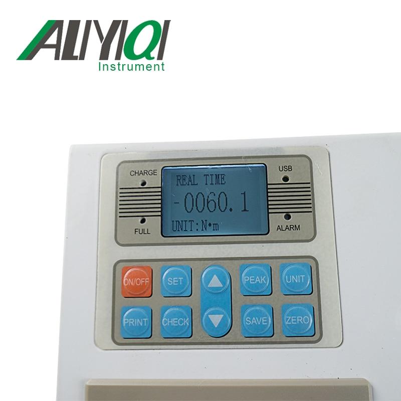 Цифровой измеритель вращающего момента без принтера(ANL-200) 200N. M