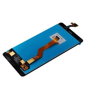 Image 2 - Original Für Elefon P9000 LCD Display touchscreen digitizer Montage ersatz Für P 9000 P9000 lite Telefon Teile Reparatur kit