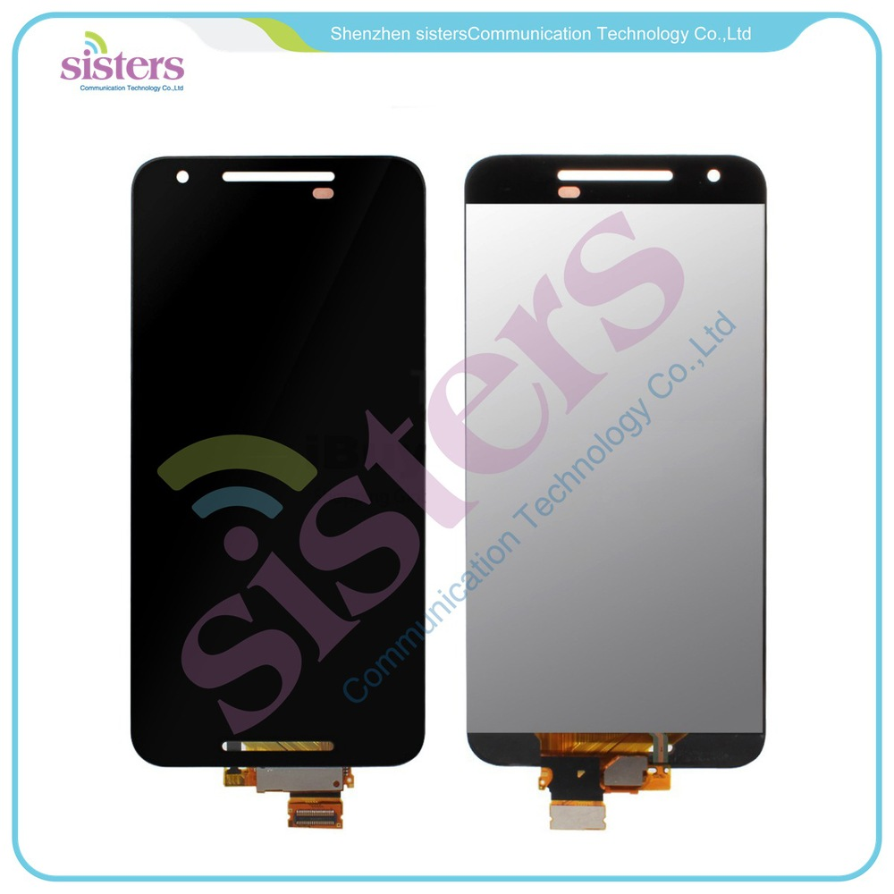 5pcs New  A+ Quality Black Touch Screen Digitizer + LCD Display Full Assembly for LG Google Nexus 5X Free Shipping5pcs New  A+ Quality Black Touch Screen Digitizer + LCD Display Full Assembly for LG Google Nexus 5X Free Shipping