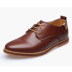 Повседневная мужская обувь черного цвета, новинка 2019 года, модная обувь на плоской подошве с острым носком, роскошная мужская обувь