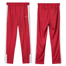 Ambush Pants Pocket Cotton Elastic ZippersTrousers Embroidery Women Men Casual Style Ambush Sweatpants Full Lenght