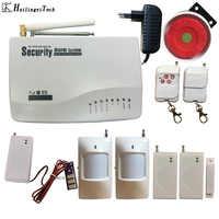 433MHz akcesoria alarmowe system alarmowy gsm podwójna antena system alarmowy w domu bezpieczeństwo sygnał domowy 900/1800/1900MHz rosyjski angielski